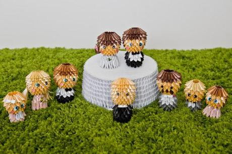 unique wedding cake topper idea (1)