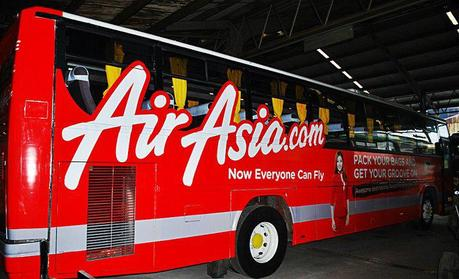 AirAsia Philippines Free Shuttle Bus Now Available in Clark