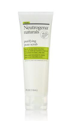 Product Review ~ Neutrogena Naturals Purifying Pore Scrub