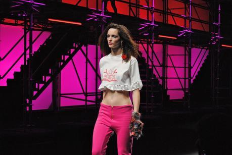 Discovering Raw Talents: Krizia Robustella