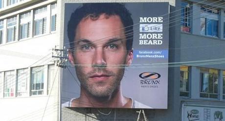 Like Bronx, Grow a Beard