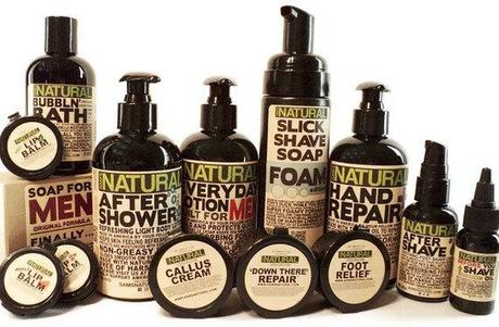8 Natural Male Grooming Product Brands And Lines They Do