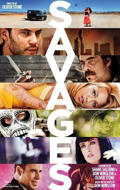 Oliver Stones 'Savages': Taylor Kitsch and Aaron Johnson taking names
