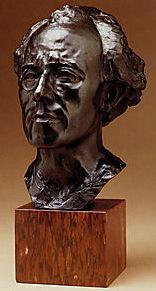 At the Bust of Gustav Mahler