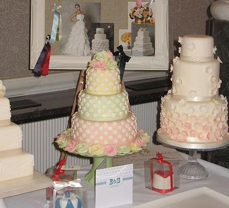 Wendy Bell invitations at the Luxury Wedding Show (12)