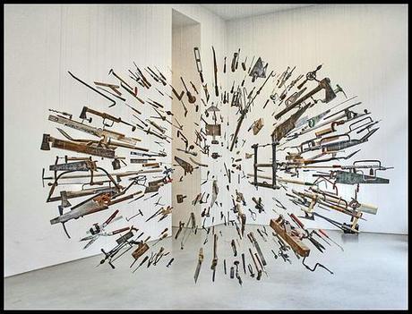 Best Modern Abstract Art: 4 Great Modern Art Installations (I ...