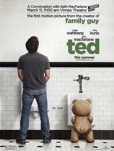 Seth McFarlane's Ted Trailer: Can't a bear get some love?