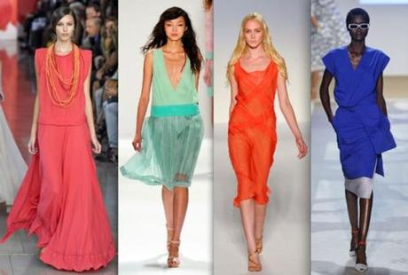 Spring Color Trends: What's your favorite among these...