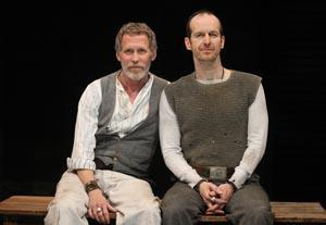 Stephen Spinella and Denis O'Hare (photo by Joan Marcus)