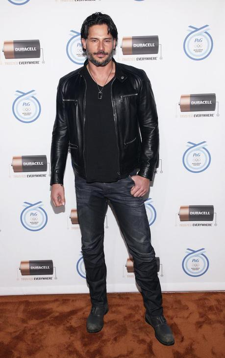 Joe Manganiello at Duracell event 2012 (credit Hollywood.com)
