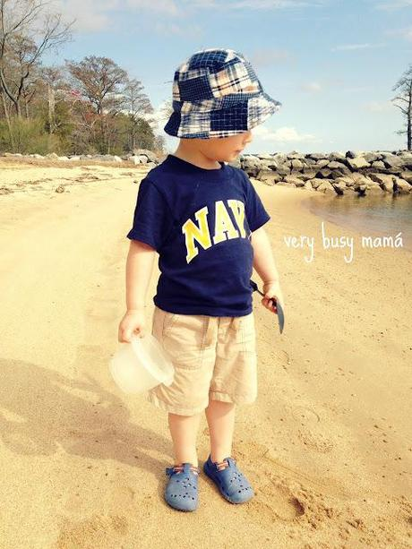 Trendy Toddler Tuesday: Fun in the sun!