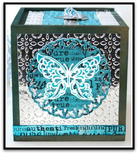 Wings of Hope Card Box