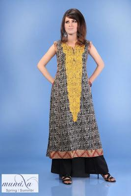 Casual Wear Summer Lawn Prints Collection 2012 by Munaxa's
