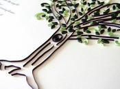 Tree Life Quilled Marriage Certificate