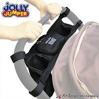 Jolly Jumper Stroller Caddy Review