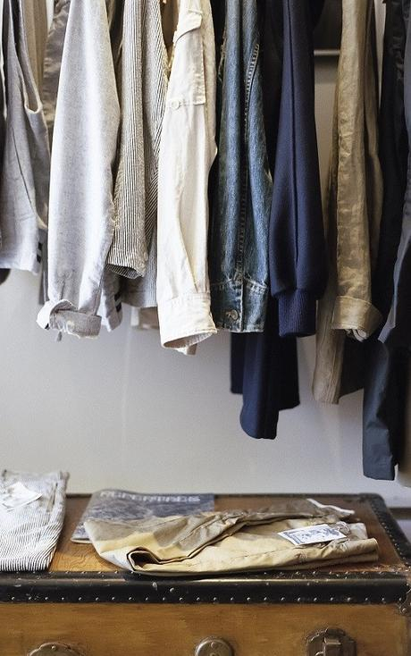 Declutter Diva: 4 Ways To Consolidate Your Clothing And Still Rock Your Style