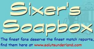 Sixer's Gigg Lane Gleanings after Sunderland beat Bury
