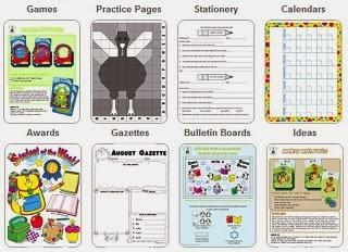 Image: free educational resources. Photo credit: Carsondellosa.com