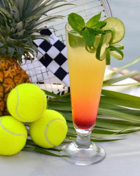 "The Pat Cash ""Grand Slam"" Cocktail"