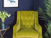 Exciting British Made, Velvet Armchairs!