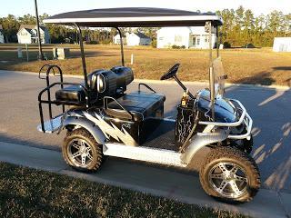 my golf cart