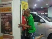 Shell Standee Sexual Harassment Malaysia