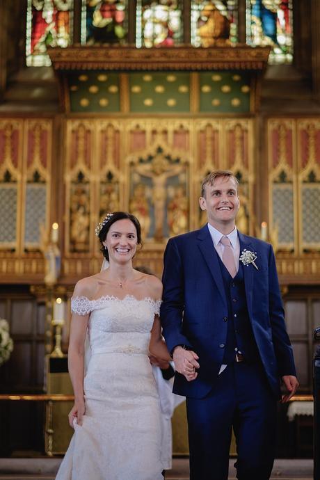 Holy Trinity Weymouth Wedding Photographers