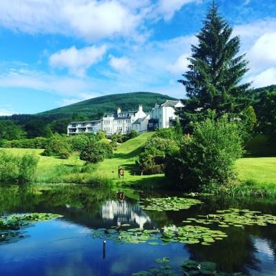Accommodation: MacDonald Forest Hills Hotel, Aberfoyle