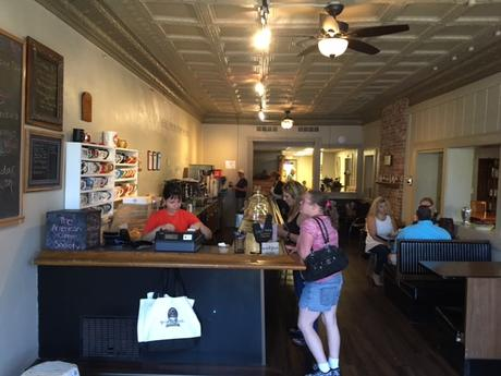Sample Delicious Baked Goods At Bran and Shorts Coffee House