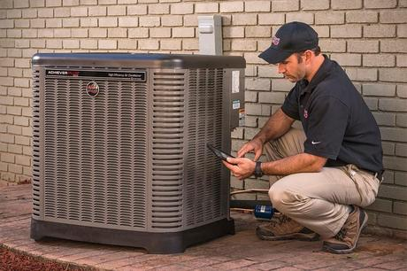 Save Money by Letting Your Air Conditioner Breathe!