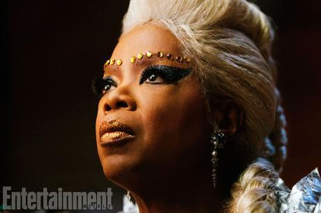 "FIRST LOOK: OPRAH WINFREY, REESE WITHERSPOON & MINDY KALING IN ""A WRINKLE IN TIME"""