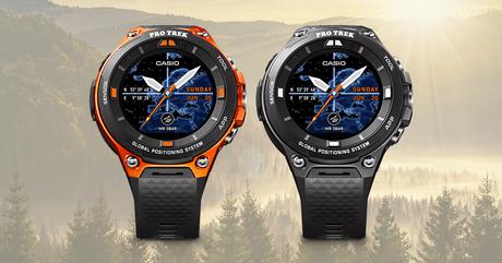 Gear Closet: Casio Pro Trek WSD-F20 Smartwatch Review