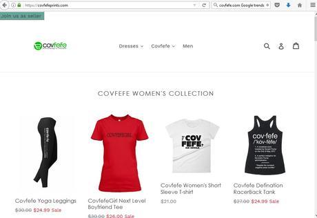 Covfefe.com