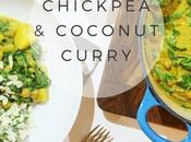 Recipe: Vegan Chickpea Coconut Curry