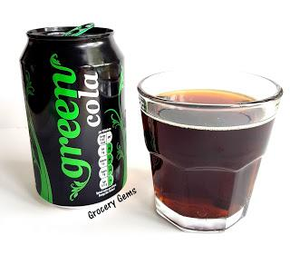 Review: Green Cola (Ocado)
