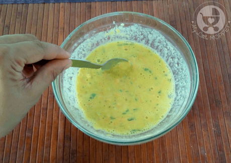 chickpea veggie pancake recipe