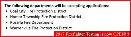 FIREFIGHTER/PARAMEDIC College DuPage Joint Recruit (IL)