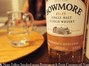 Bowmore Mashmen's Selection Review