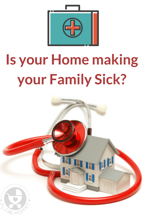 Is your home making your family sick? Find out in our article where we examine common household objects that may actually be harming your family's health.