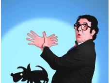 Comic Malcolm Hardee's Famous Stunts. Legend… Real Truth