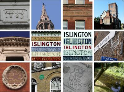 Exam day tomorrow – soon I will be leading guided walks of Islington