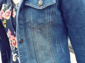 Stone Wash Blue Denim Jacket