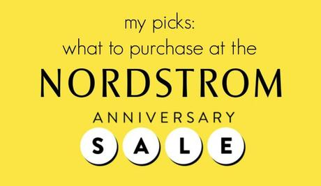 Nordstrom Anniversary Sale: My Picks