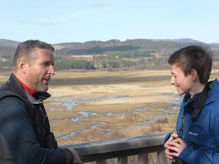 Who will be our Cairngorms Nature Young Presenter?