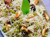 Peas Pulao Recipe, Make Matar Rice With Recipe