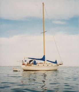 Humdrum to Terror: A Sailing Story