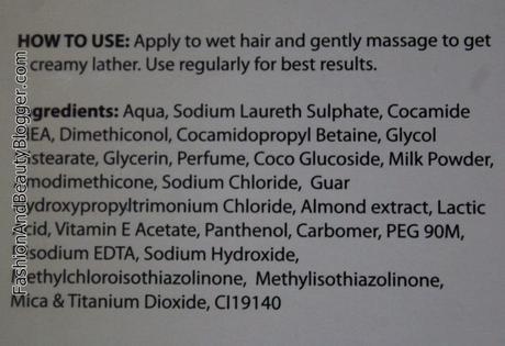 Fabb Review – Dabur Almond Shampoo for Intense Nourishment Review
