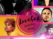 Lovebox Saturday Picks