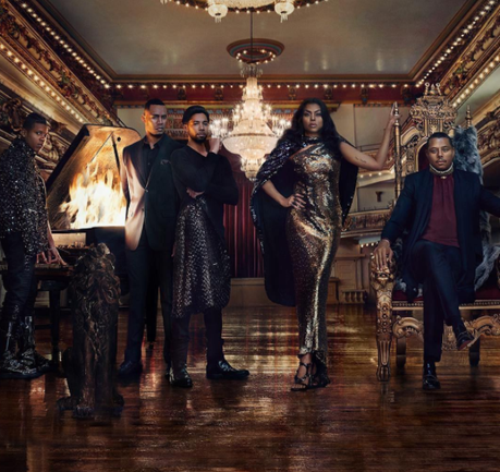 FIRST LOOK AT FOX'S EMPIRE SEASON 4: THE LYONS FAMILY IS ALL TOGETHER