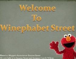 Winephabet Street B is for Beaujolais